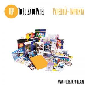 Papelería - Imprenta