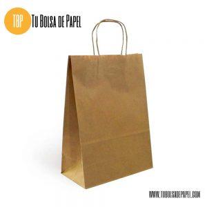 Bolsa de papel kraft Pequeña