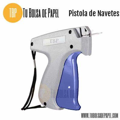 Pistola etiquetadora textil