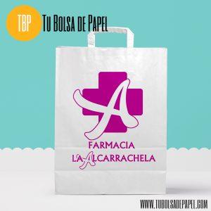Bolsa de papel personalizadas para restaurantes