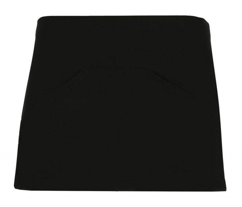 NegrosDelantal para camareros mini negros