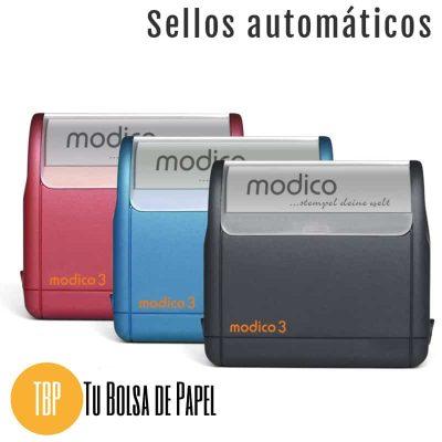 Sellos automáticos con diferentes tintas y tamaños, ideal para cualquier tipo de empresa o comercio. +20.000 estampaciones
