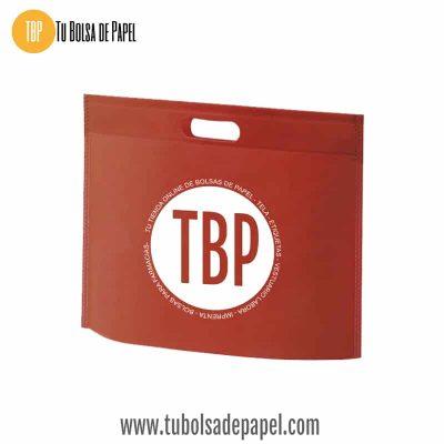 Bolsas para tiendas reutilizables impresas