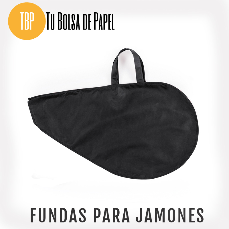 Bolsas para jamones negra