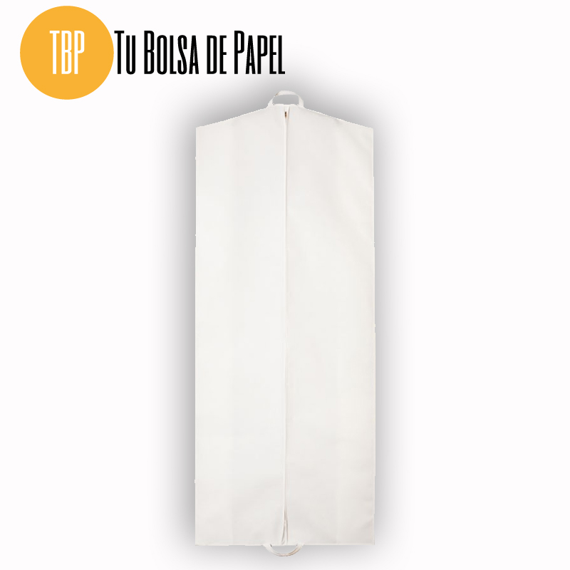 Funda vestido novia-ceremonia color blanco