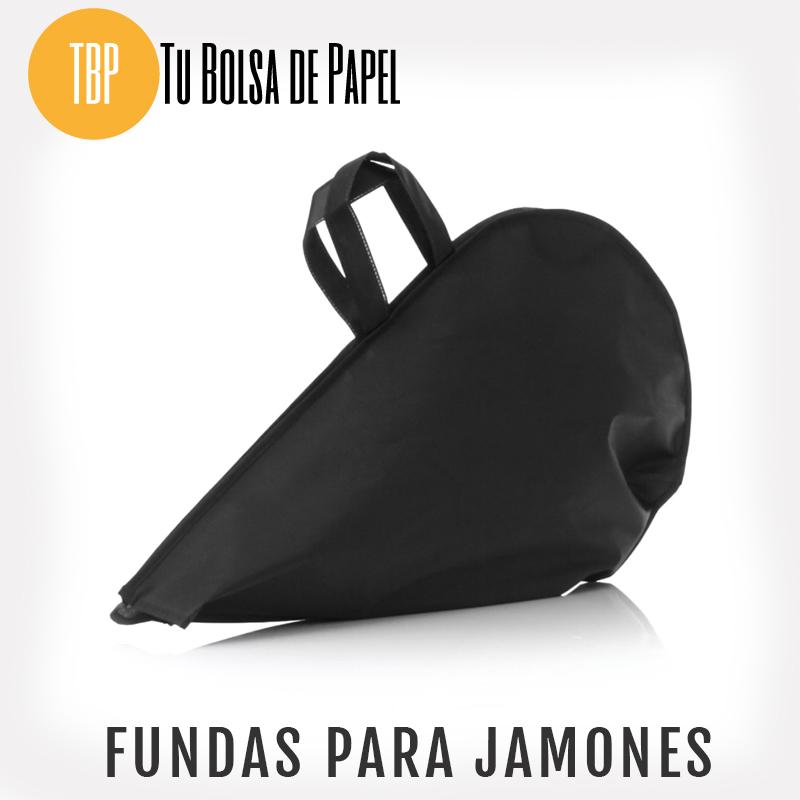 Fundas para jamones negra