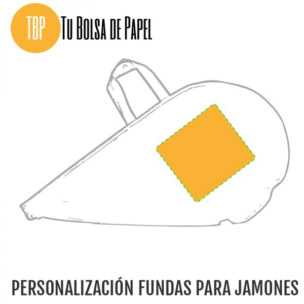 Fundas para jamones personalizadas