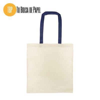 Bolsas de algodón colores para tiendas