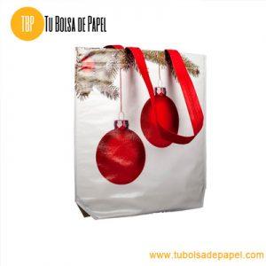 Bolsa re-utilizable de navidad