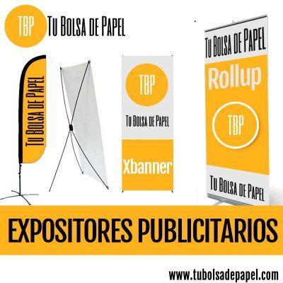 Expositores Publicitarios