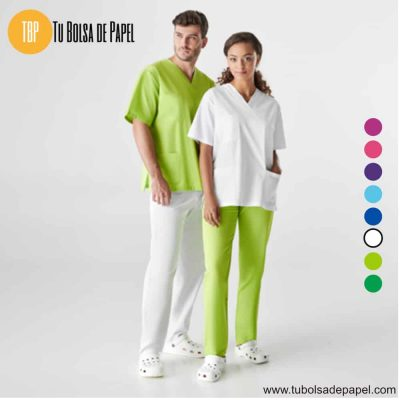 Ropa laboral Sanitaria pantalón unisex