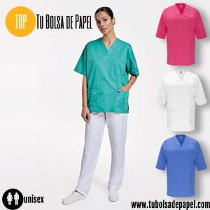 Uniforme laboral Sanitario