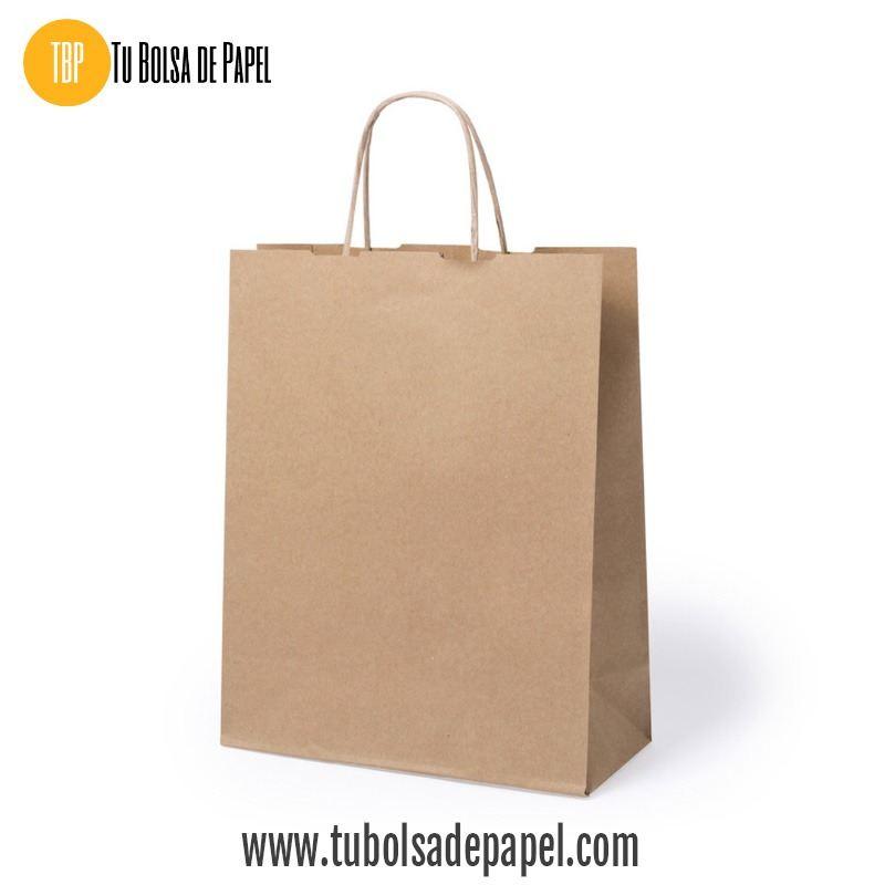 Bolsa de papel Kraft M