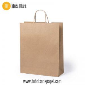 Bolsa de papel kraft XL Vertical