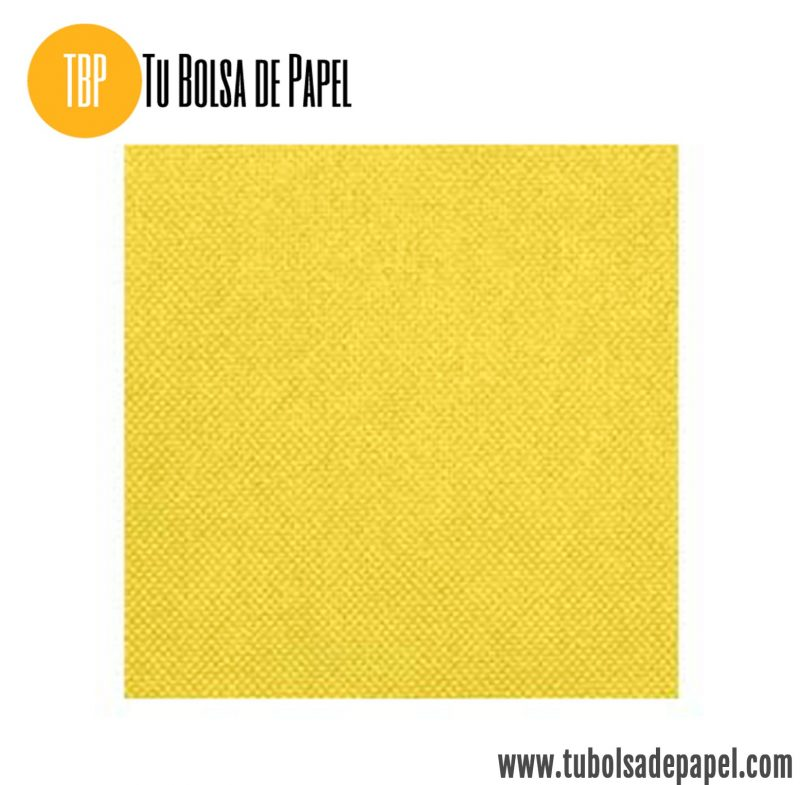 Tejido no tejido Amarillo