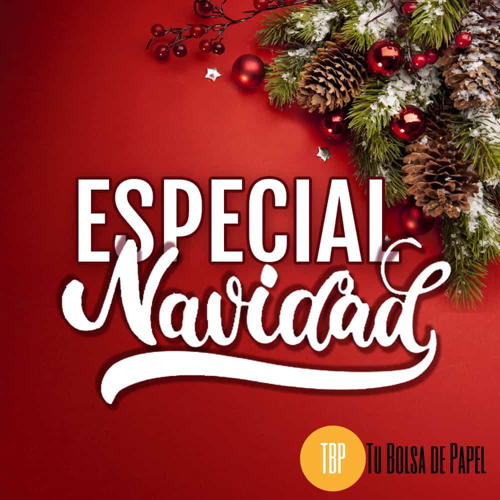 Bolsas especiales para Navidad