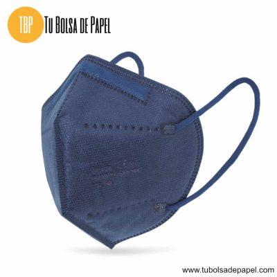 MASCARILLA ULTRA PROTECCION FFP2 Azul