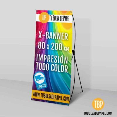 Display X Banner 80x200